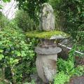 石灯籠(西田辺)