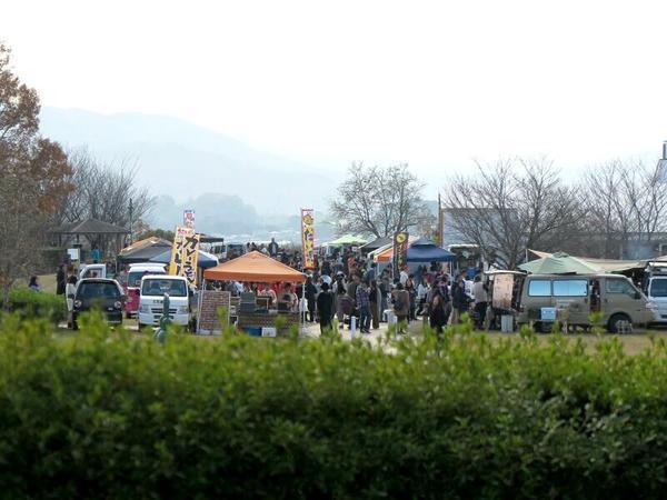 グリーンヒルズ津山でカレーとパン&スウィーツのウィンターフェスティバル