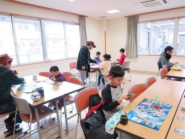 津山でポケだちの輪広げようが開催されました。