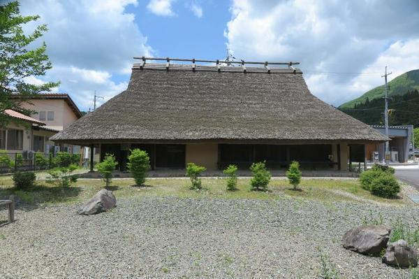 旧森江家住宅(国指定重要文化財)鏡野町