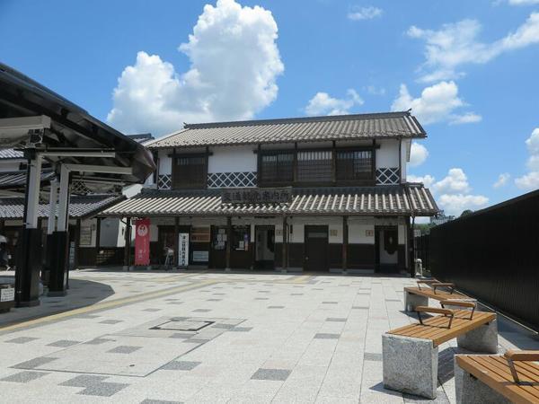 津山駅観光案内所(横山)
