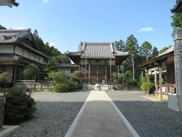 金龍山  江原寺(美咲町)