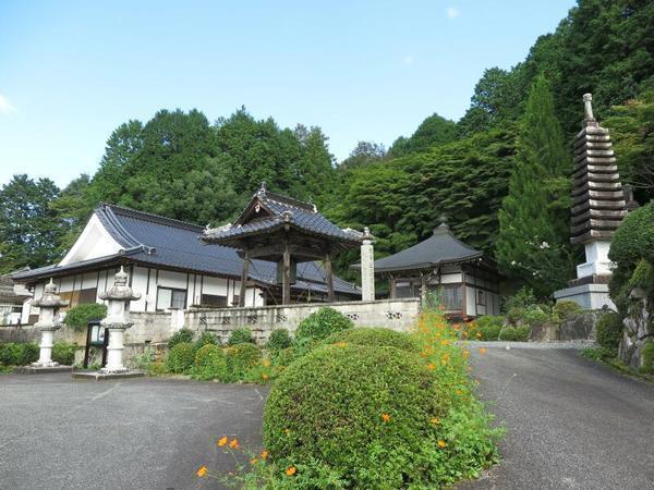 清瀧山 善性院  榮徳寺(美作市)