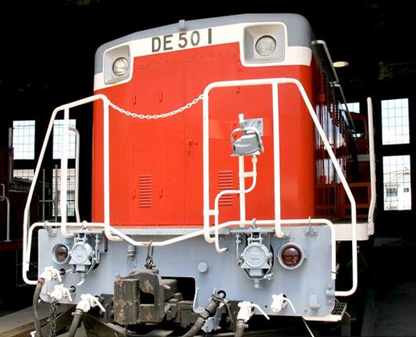 DE50形ディーゼル機関車